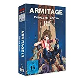 Armitage III (4 OVA's + 2 Movies) - DVD Box (3 DVDs)