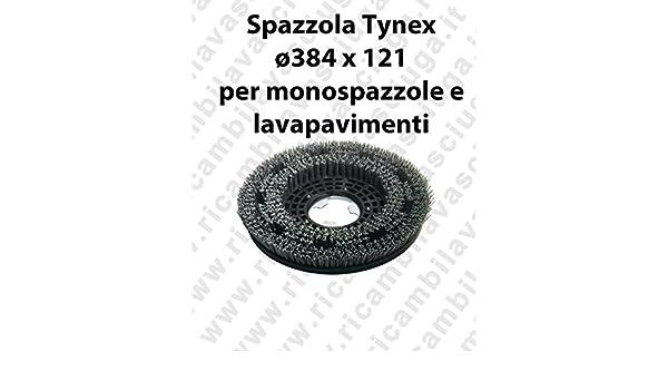 17 pollici SPAZZOLA TYNEX per lavapavimenti monospazzole e spazzatrici