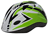 Axersport, Kinder Fahrradhelm COOL HEX GREEN, S(48-52cm)