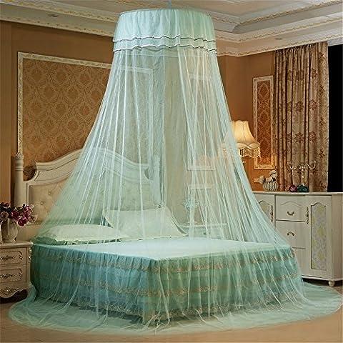 Libre d'installer des moustiquaires princesse dentelle plafond moustiquaires dome sucker