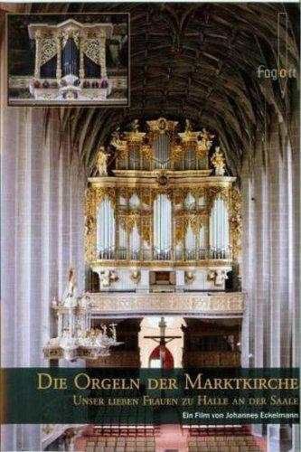Orgeln der Marktkirche Halle