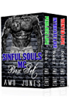 Sinful Souls MC Box Set, (#1-3)