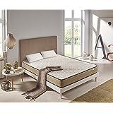 Colchón Luxury Bamboo Confort 150x190cm + Almohada Viscoelástica Green Soja 150cm REGALO