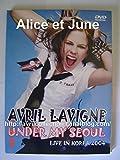 Avril Lavigne Under My Seoul Live in Korea 2004 (Dvd Digipack)