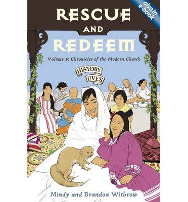 [(Rescue and Redeem)] [ By (author) Mindy Withrow, By (author) Brandon Withrow ] [March, 2009]