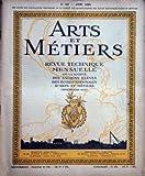 ARTS ET METIERS N? 117 du 01-06-1930 ESSAI DE CONTRIBUTION A L'ETUDE DES TUYAUTERIES DE VAPEUR A HAUTE PRESSION PAR PERREAU - CHARGES CRITIQUES DANS LE SYSTEMES ELASTIQUES PAR MARCOTTE - CALCUL PRECIS DES COURROIES PAR PROTAT - FABRICATION DES PYLONES EN BETON ARME PAR HANRIOT - RESISTANCE OHMIQUE D'UNE BARRE CYLINDRIQUE OU D'UN TUBE DE FER EN COURANT ALTERNATIF PAR MATHIEU - APPAREILS TRANSMETTEURS DE NIVEAU D'EAU A GRANDE DISTANCE PAR OLIVIN - RELFEXIONS SUR L'ENTRETIEN PAR BESCON