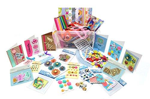 Bumper Karte machen und Scrapbooking Kit