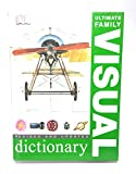 DK's Ultimate Family Visual Dictionary Hardcover