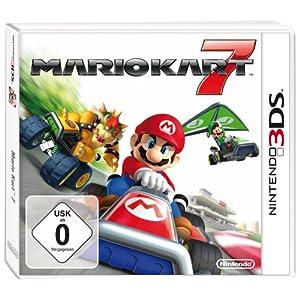 Mario Kart 7 - [Nintendo 3DS]