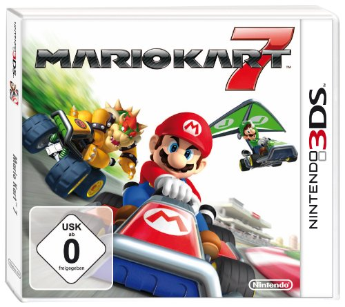 Mario Kart 7 - [Nintendo 3DS] (Mario Super World Nintendo)