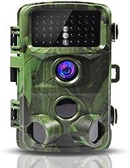 CrazyFire Kamera Wasserdicht,Überwachungskamera