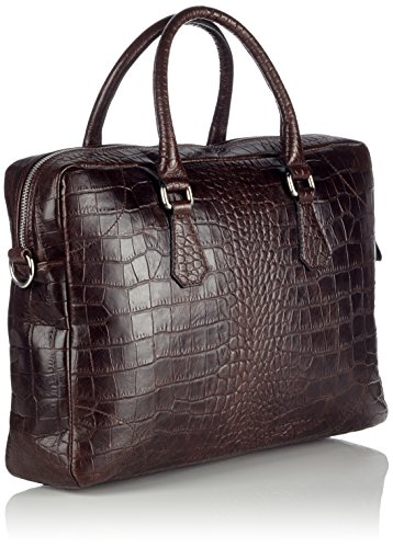 Bugatti Bags Aktentasche Perth Braun 49581302 braun