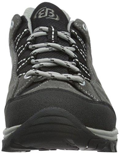 Brütting 211089, Chaussures de Randonnée Hautes Mixte Adulte Gris (Grau)