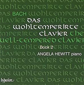 Bach: The Well-tempered Clavier II
