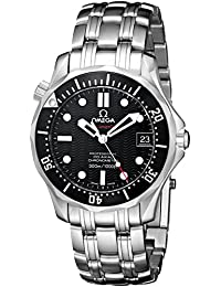 Omega 212.30.36.20.01.001 Watch – For Men, Silver Stainless Steel Strap