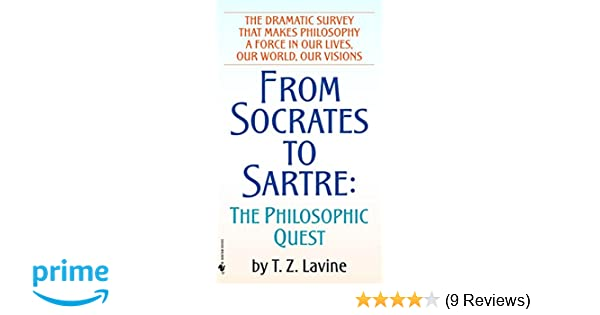 Buy from socrates to sartre the philosophic quest book online at buy from socrates to sartre the philosophic quest book online at low prices in india from socrates to sartre the philosophic quest reviews ratings fandeluxe Images