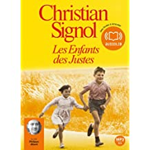 Les Enfants des Justes: Livre audio 1 CD MP3 - 582 Mo