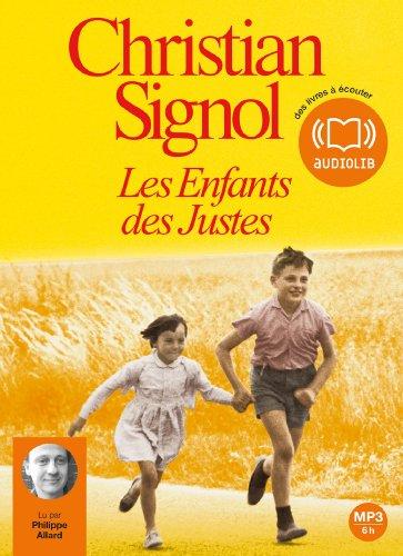 Les Enfants des Justes: Livre audio 1 CD MP3