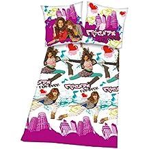 Herding flanella biancheria da letto per bambini Friends Forever–Shake it Up 135x 200cm