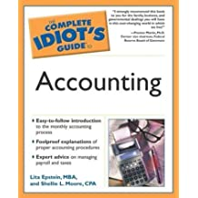 The Complete Idiot's Guide to Accounting by Lita Epstein MBA (2003-11-04)