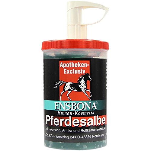 PFERDESALBE Ensbona mit Spen 1000 ml Salbe