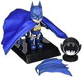 Batman Hybrid Metal Figuration San Diego Comic Con 2015 Ver. Figura De Acción