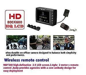 BW Mini Portable MPEG-4 DVR Angel Eye CCTV Camera DVR (2.5 inch 960 * 240 High-definition Screen, Button Camera, Remote Control)