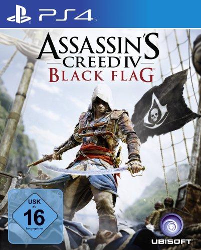 Assassin's Creed 4: Black Flag [Importación Alemana]