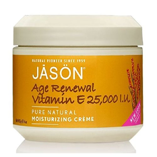Organic Vitamin E 25000iu Moisturizing Cream - 125g