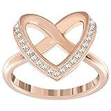 Swarovski Damen-Ring Glas transparent Gr. 55 (17.5) - 5113590