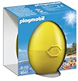 Playmobil Huevos - Familia playera, playset (4941)