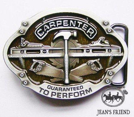 Preisvergleich Produktbild western new Buckle belt cowboy gurtelschnallen Arbeitsplätze Rollen Tischler carpenter