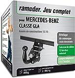 Rameder Attelage rotule démontable pour Mercedes-Benz Classe GLA + Faisceau 13...