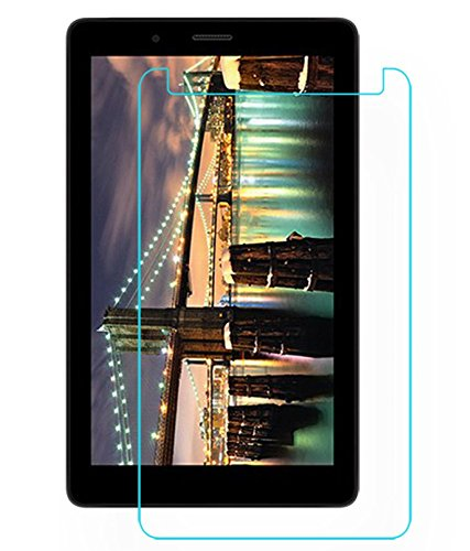 SMM Premiuim Quality Tempered Glass For Datawind UbiSlate 3G7 Tablet, Screen Protector For Datawind UbiSlate 3G7 Tablet By SMM