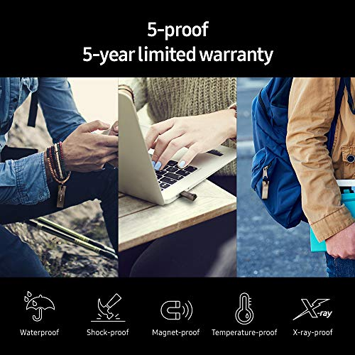 Samsung Bar Plus USB 3.1 64GB Pen Drive (Black)