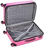 Packenger Premium Koffer 3er-Set Velvet, M/L/XL, Magenta - 5