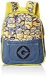 Artesanía Cerdá 2100001023 Minions Mochila Infantil, Color Amarillo y Azul