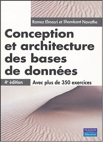 Conception et architecture des bases de données