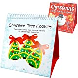 Best Cookies Cookbooks - Christmas Cakes, Cookies & Sweets (Flipover Cookbooks) Review