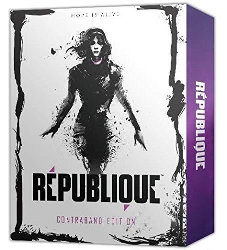 Republique Limited Edition (Türen Soundtrack Die)