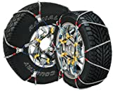 Security Chain Company SZ123 Super Z6 Cable Chain for Passenger Cars, Pickups, and SUVs - Set of 2 by Security Chain