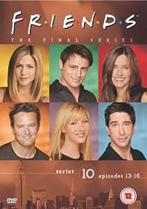 Friends: Series 10 - Episodes 13-16 [DVD] [1995]