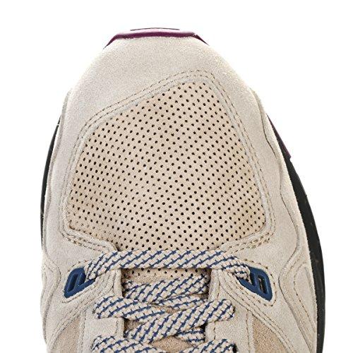 Le Coq Sportif R1000 90S Outdoor, Baskets Mode Homme gray