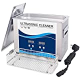 LZH CLEANER 4.5L Edelstahl Ultraschallreiniger Mit Heizung Und Timer-Einstellung Für Scientific Lab Industrie Schmuckherstellung