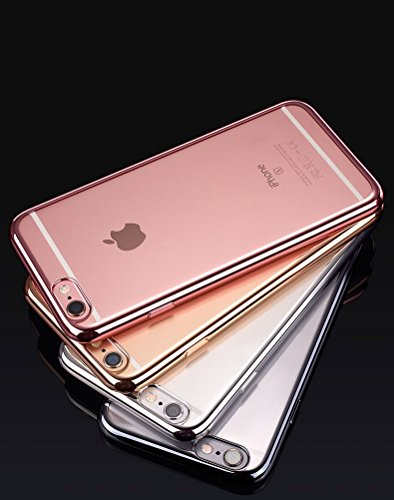 Coque iPhone 7,Coque iPhone 7 Plus,Coque iPhone 6, Coque iPhone 6S,Coque iPhone 6 Plus, Coque iPhone 6S Plus,Manyip TPU Silicone Coque ,iPhone Case cover,transparent Coque,case cover(QT-11) C