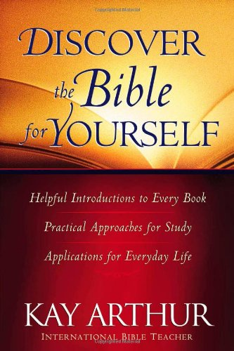 Discover the Bible for Yourself (Arthur, Kay)