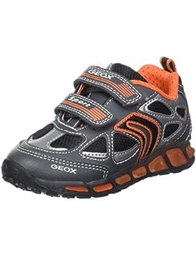 Geox J Shuttle a, Zapatillas para Niños