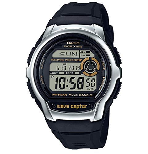 Wave Ceptor Herren Armbanduhr WV-M60-9AER