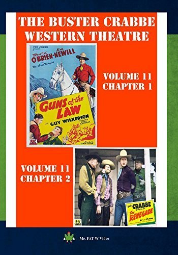 the-buster-crabbe-western-theatre-volume-11-by-dave-obrien