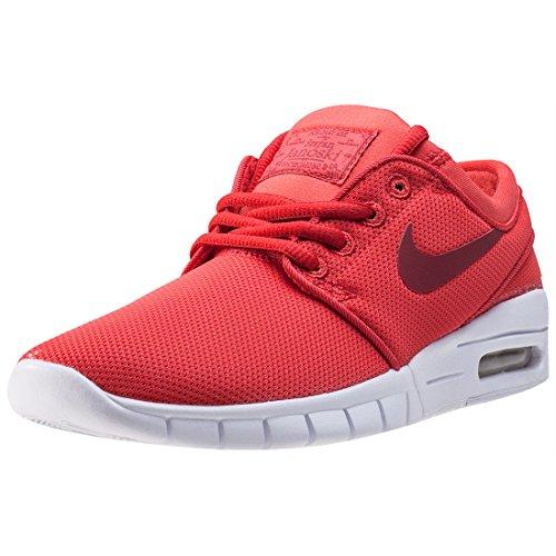 Nike SB Unisex-Kinder Schuhe / Sneaker SB Stefan Janoski Max (GS) rot 38 (Kinder Nike Sb Janoski)